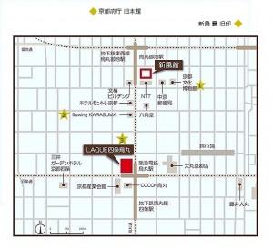 洛中map