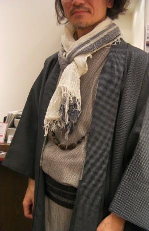 tamaki niime basic shawl