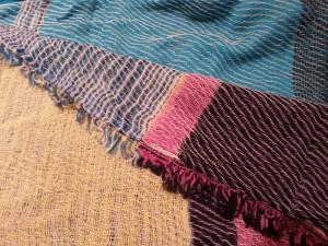 niime_shwal wool70cotton30