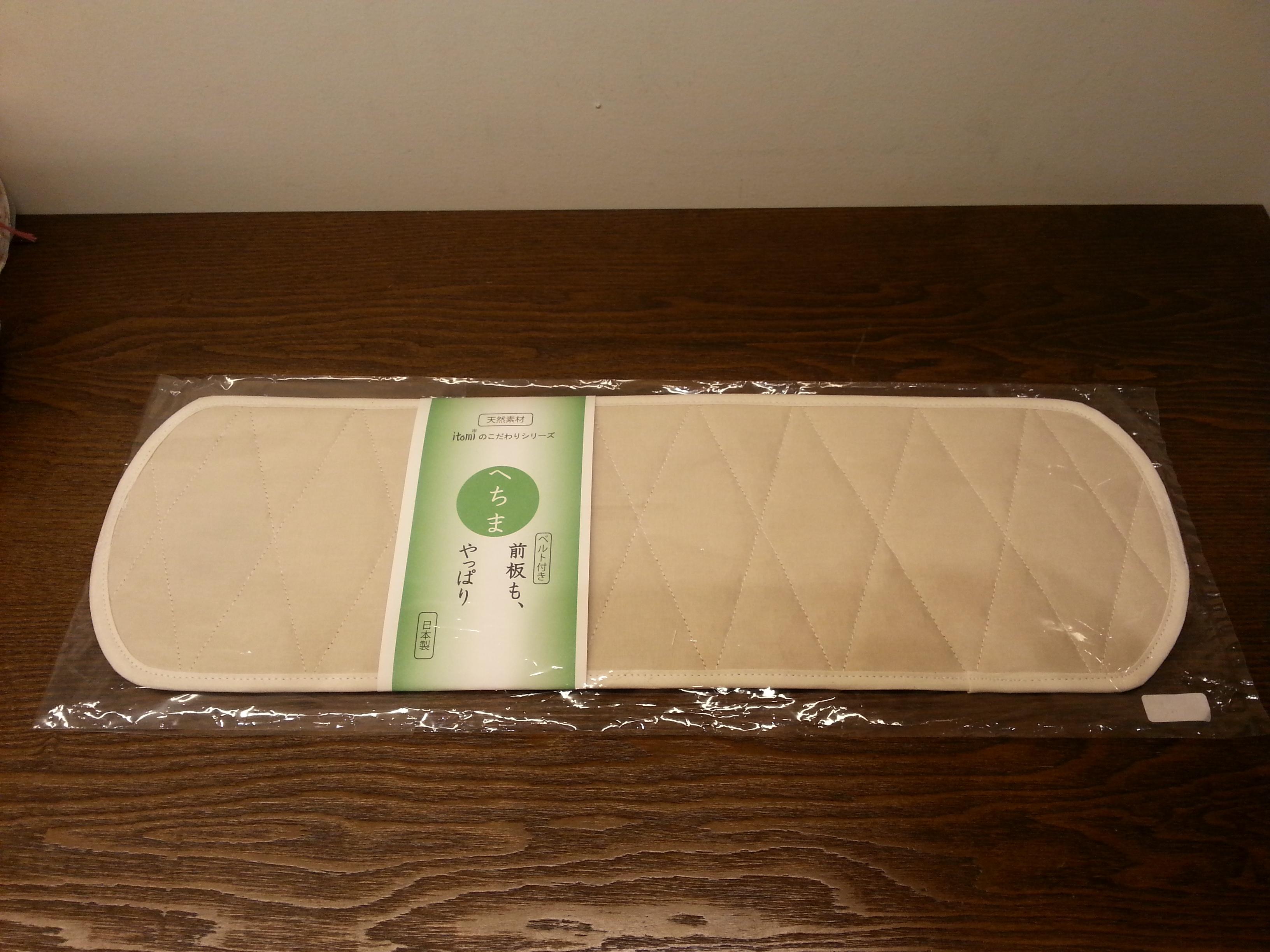 itomi へちま帯板