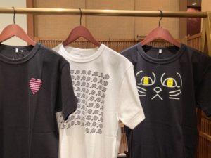 うまくいく紋Tシャツ